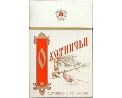 Сигареты охотничьи купить оптом закупка сигарет оптом в курске